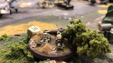 Chindit AT rifle takes aim.